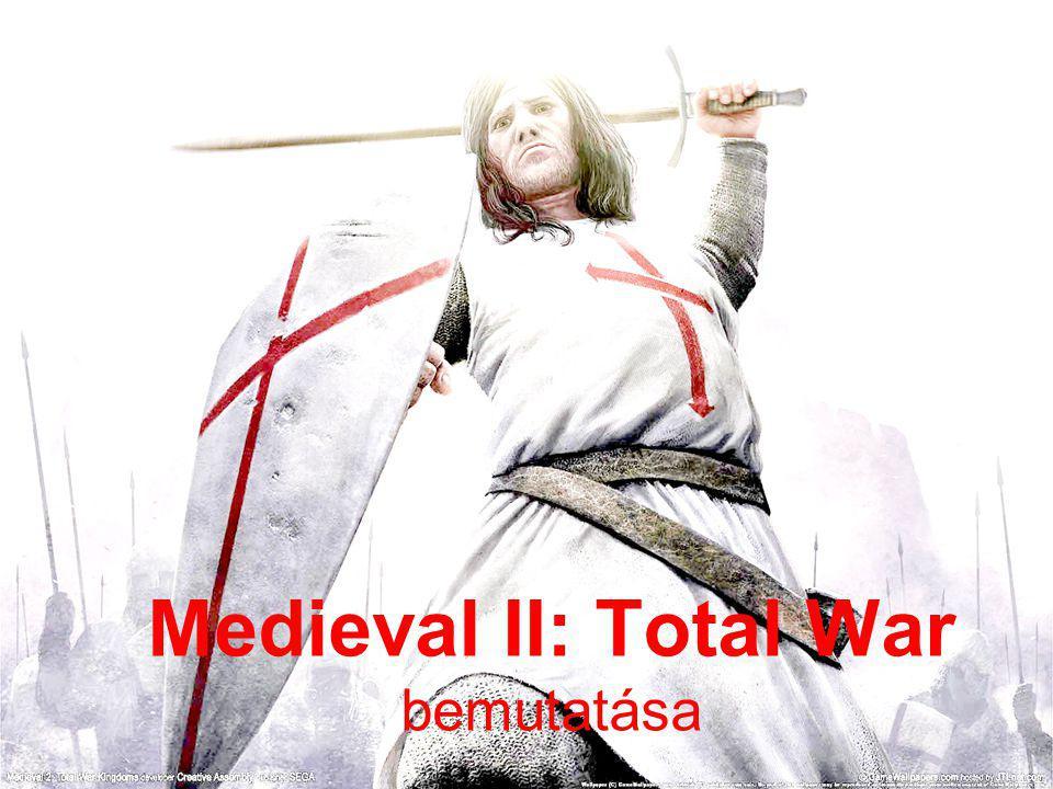 Medieval II: Total War bemutatása