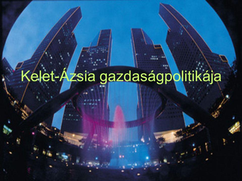 Kelet-Ázsia gazdaságpolitikája