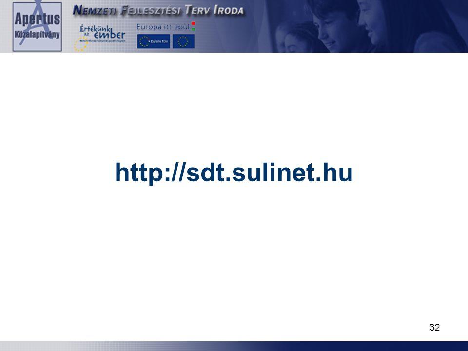 32 http://sdt.sulinet.hu