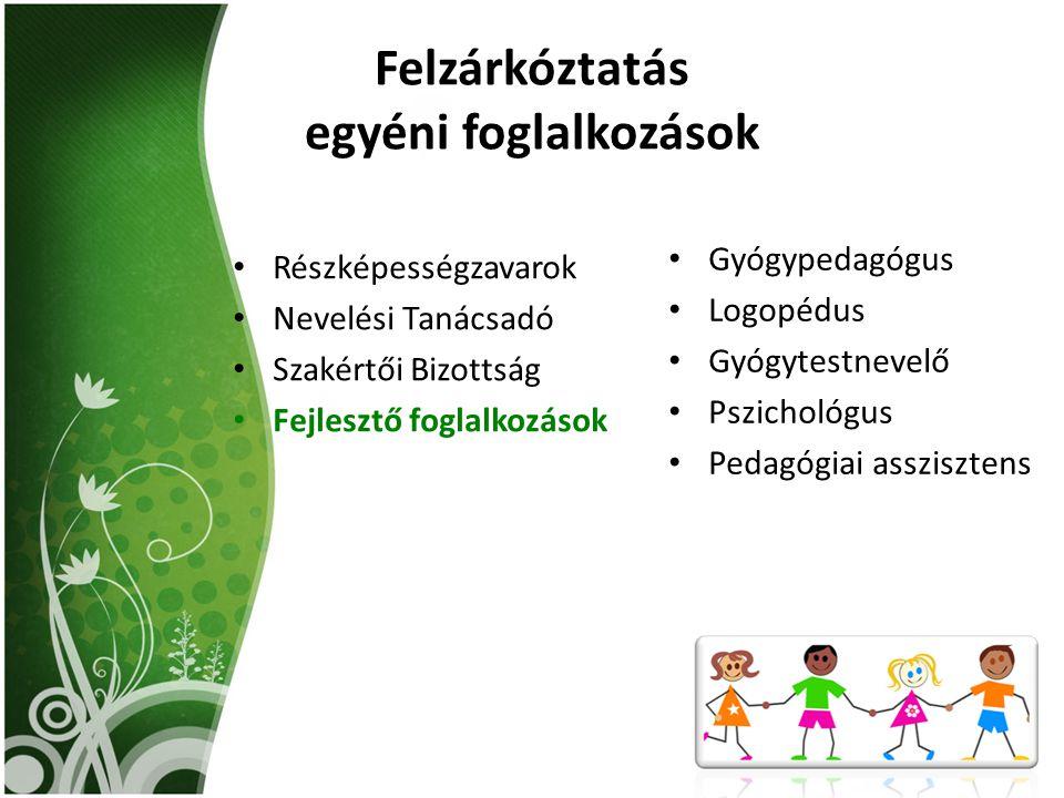 Sport Mindennapos testnevelés Tömegsport: atlétika, kézilabda, labdarúgás Diákolimpiák Úszás: 2.