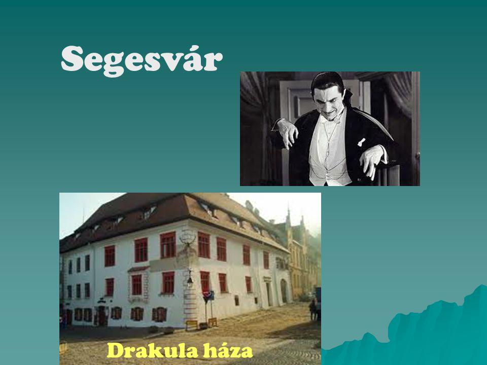 Drakula háza