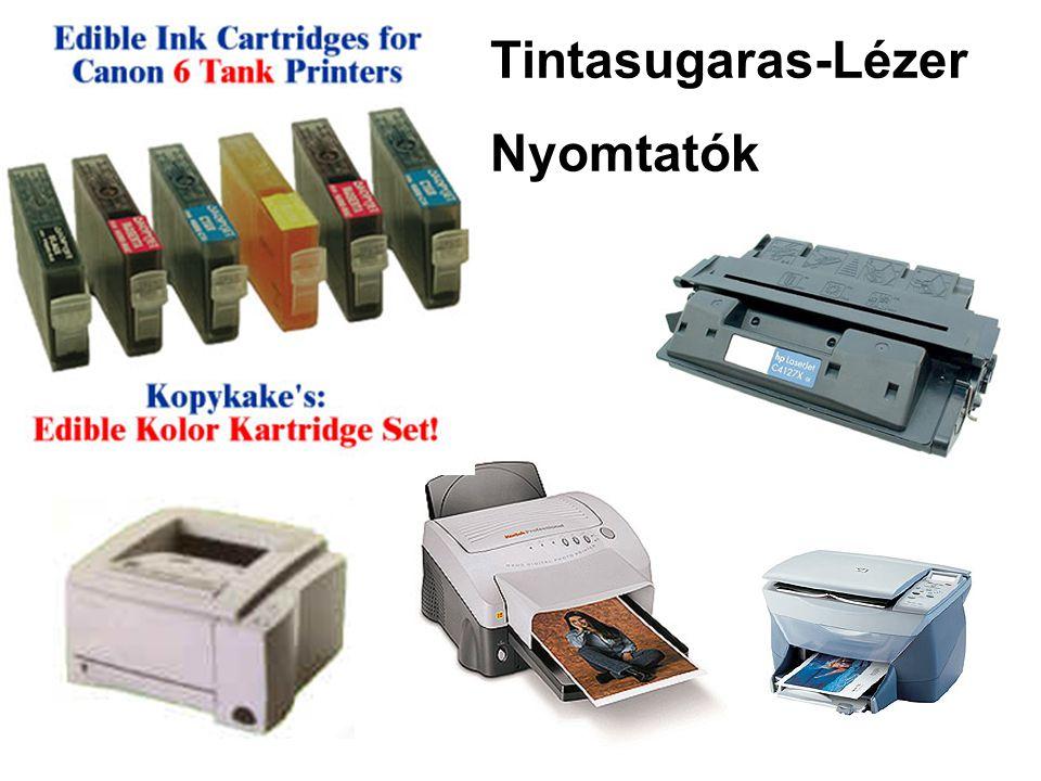Tintasugaras-Lézer Nyomtatók