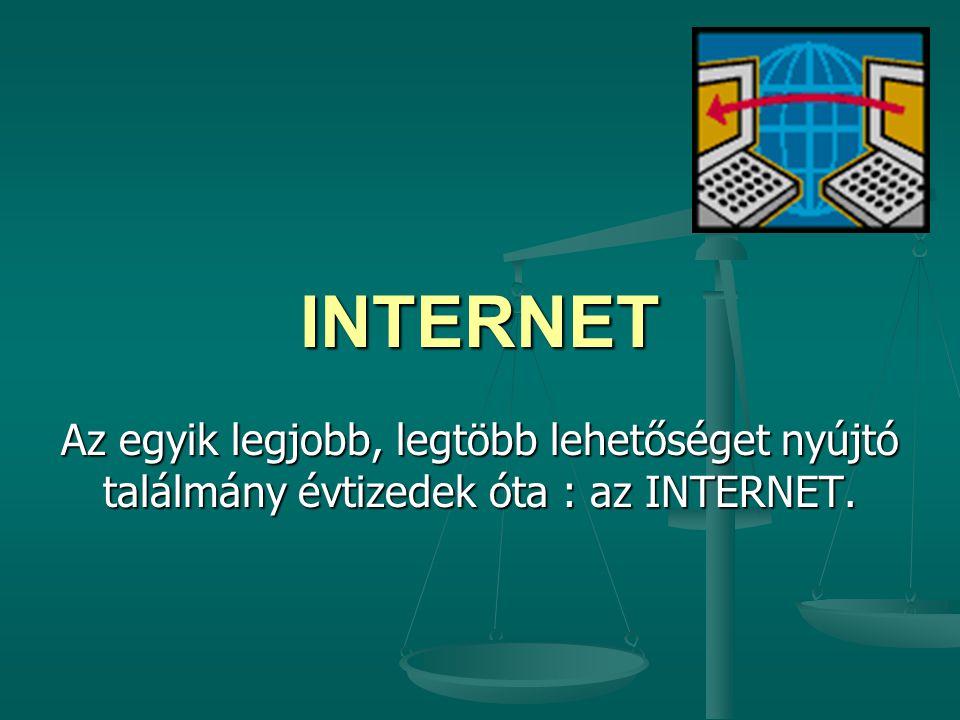 Jogos internetezés a suliban, avagy az internethasználat személyes felelőssége A diákok felelősséggel tartoznak a nyilvánossághoz is eljutó írásaikért (faliújság, újság, internet), hogy az ne ütközzön erkölcsi rendbe, ne sértsen személyiségi jogokat, és ne rontsa az iskola jó hírét.