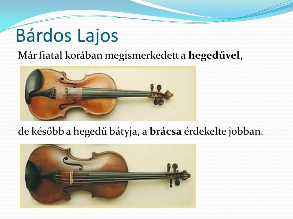 """Bárdos Lajos 1918-ban beiratkozott a Műegyetemre, hogy mérnök legyen, de mint írja: """"Kamarazene-társaságokba, zenekari hangversenyekre jártam, és év végére döntöttem: muzsikus leszek. Budapesti Műegyetem Budapesti Zeneakadémia"""