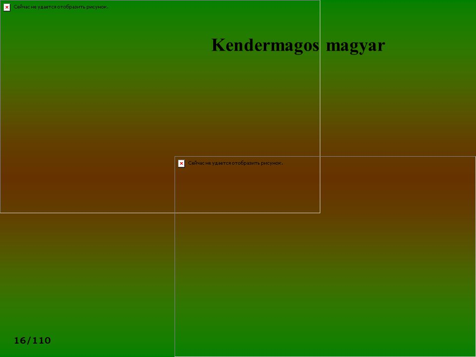 16/110 Kendermagos magyar