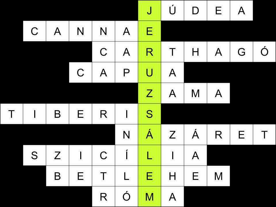 JULIUS CAESARAUGUSTUS 1.Isteni, fenséges 2. Kr.e.44 március idusa 3.