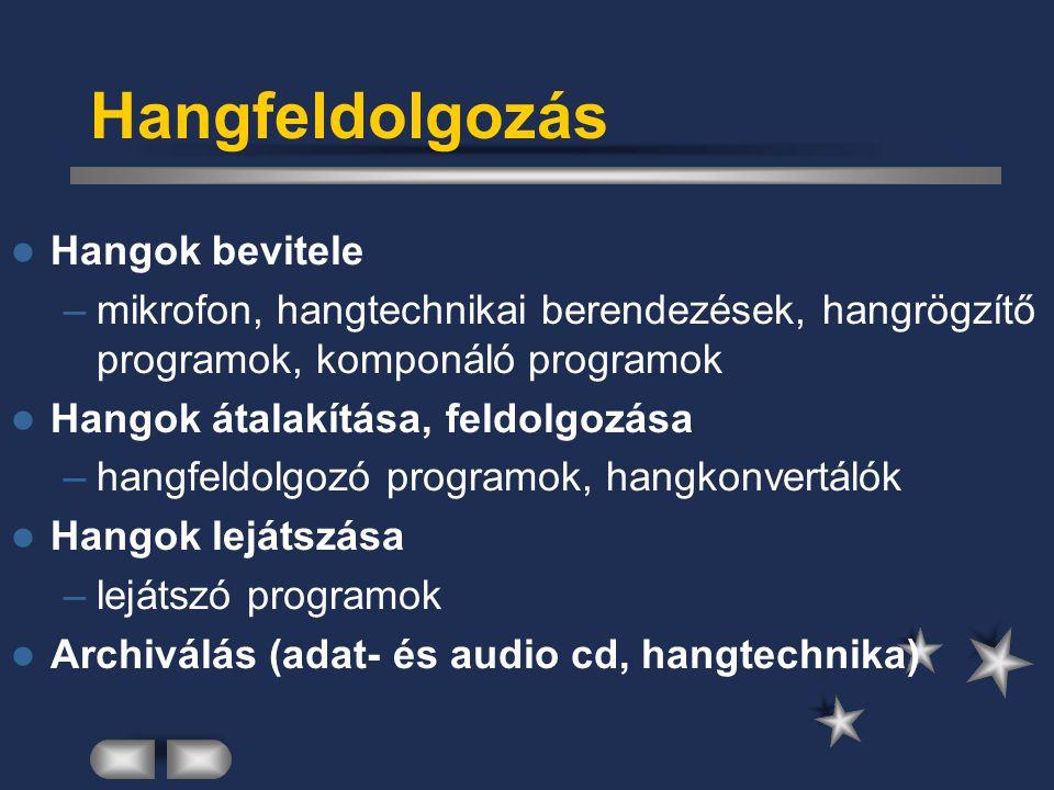 Új fájl előállítása: File > New Többszólamú zene is készíthető