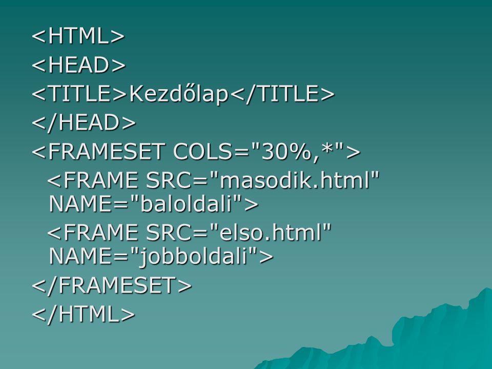 <HTML><HEAD><TITLE>Kezdőlap</TITLE></HEAD> </FRAMESET></HTML>