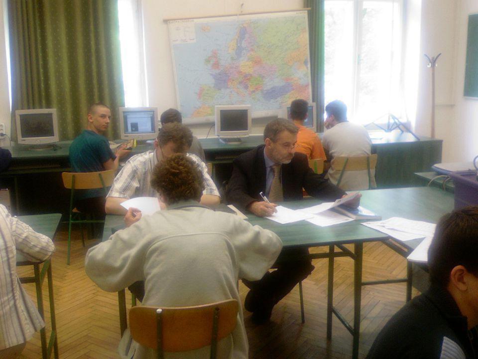 """2006.05.23Dancsó Tünde6 Csoportmunka esetén  """"A csoportok beosztását a tanulókra bíztam."""