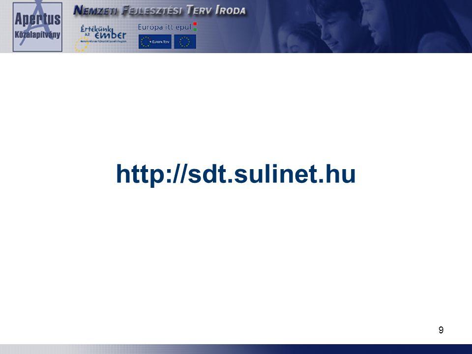 9 http://sdt.sulinet.hu