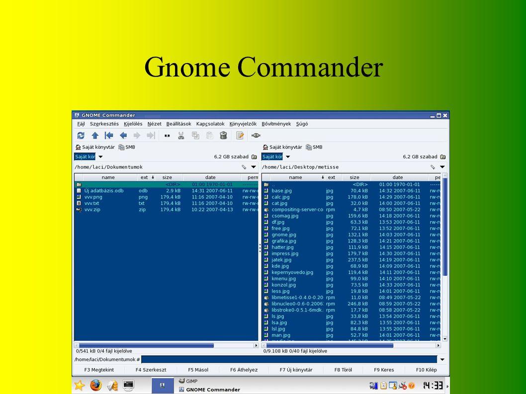 Gnome Commander