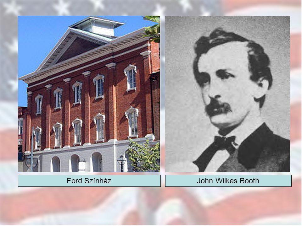 Ford SzínházJohn Wilkes Booth