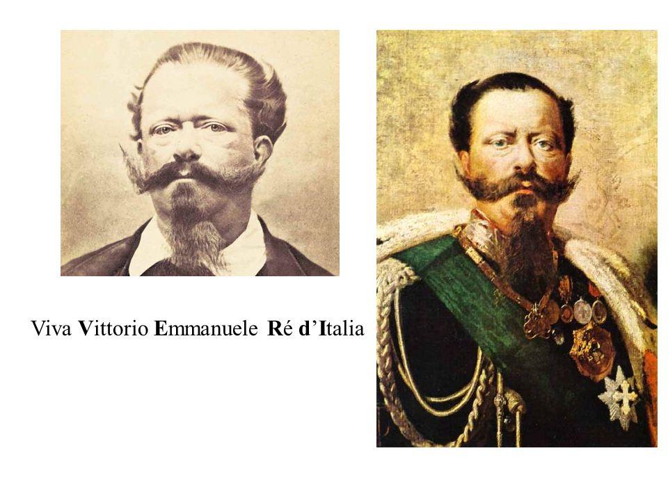 Viva Vittorio Emmanuele Ré d'Italia