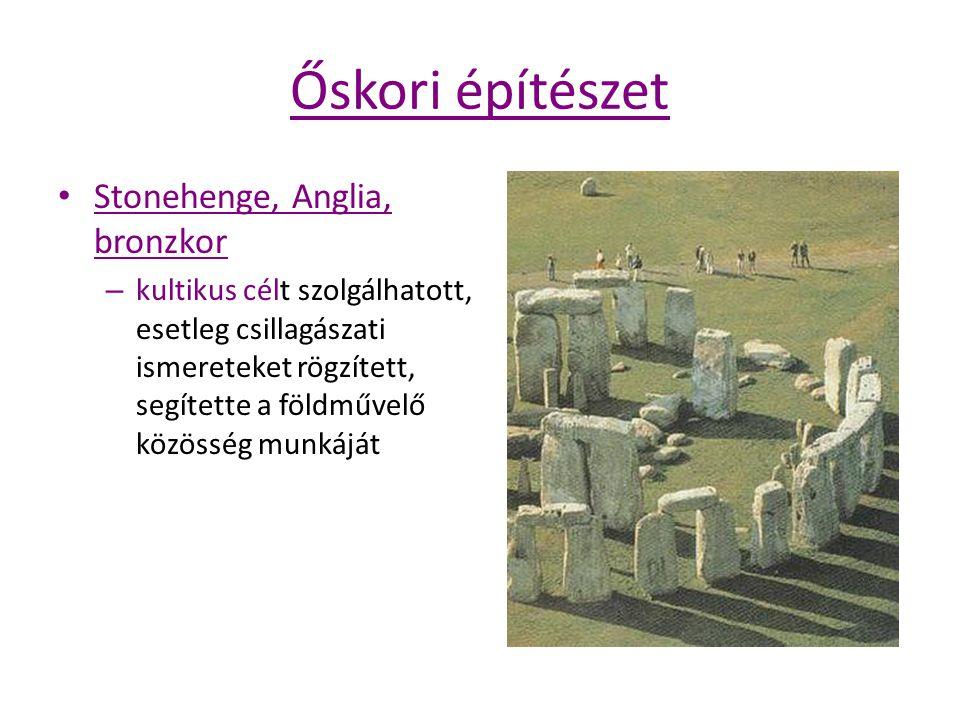 Őskori építészet Catal-Hüyük, Törökország, i.e.