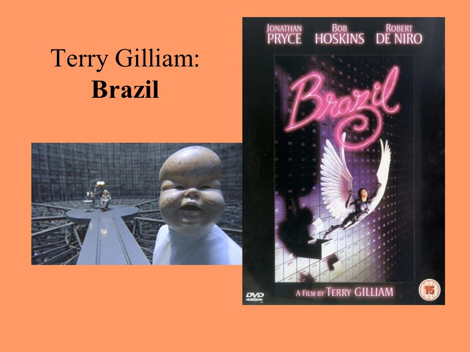 Terry Gilliam: Brazil