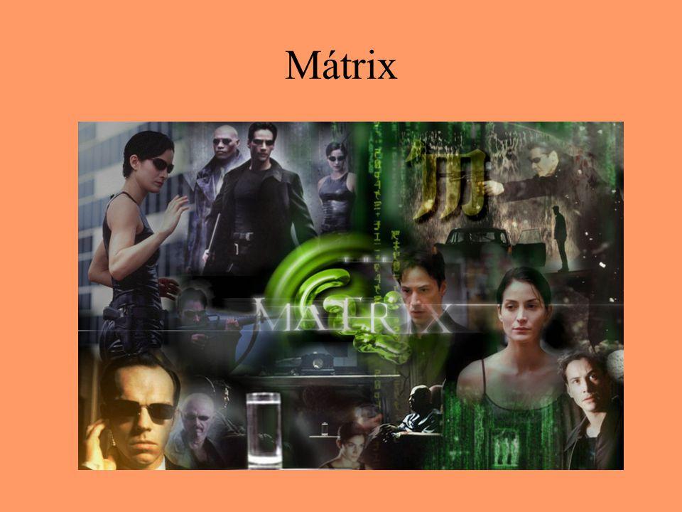 Mátrix