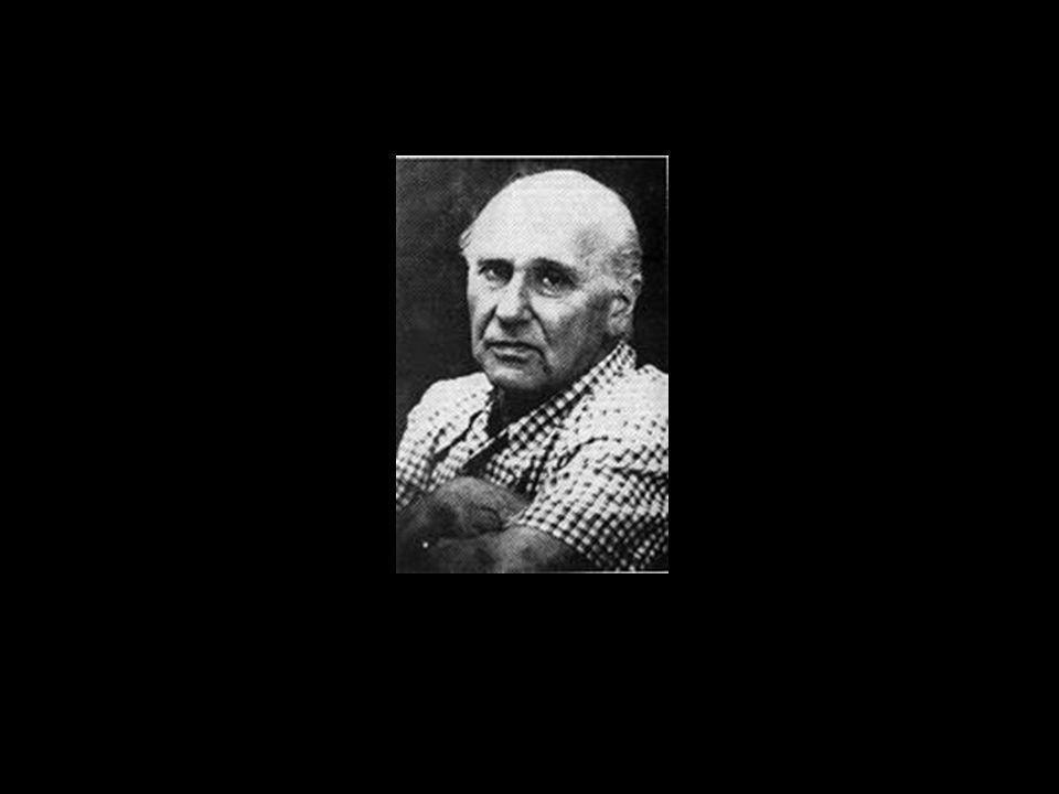 Benjámin László A negyvenes és ötvenes évek fordulója tájáról maradt fenn az a fénykép, amely az akkori írók csapatát örökíti meg.