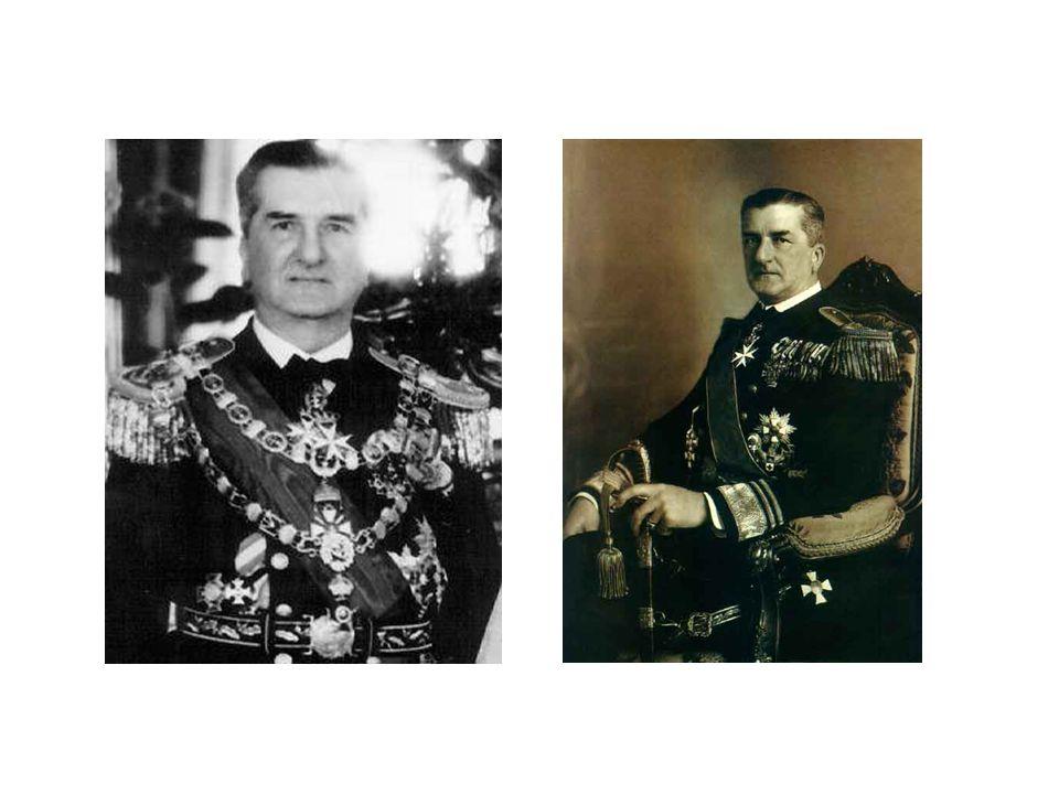 IV.A Horthy-rendszer jellege Horthy-korszak: 1920-1944 ellenforradalmi jellegű cél: az I.