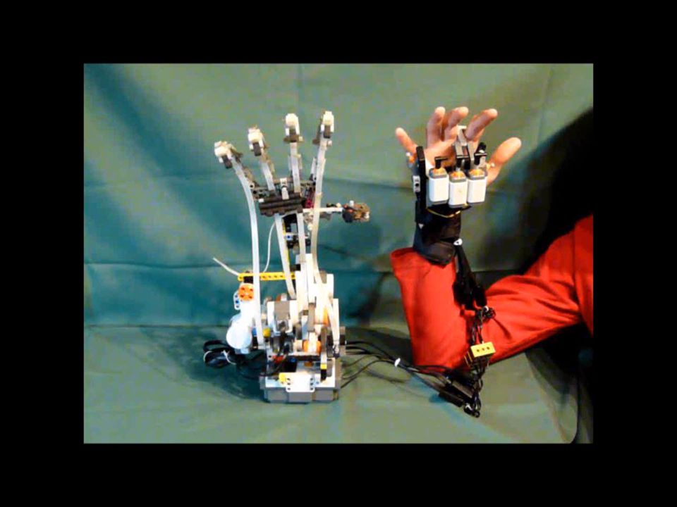 Hands Up! Robotkéz - videó