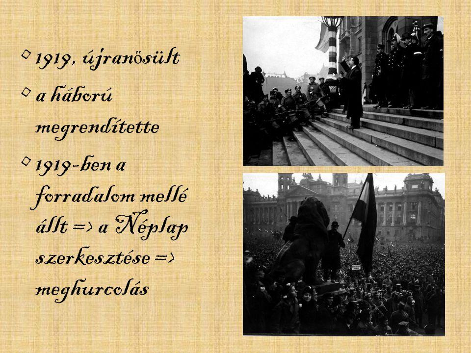 1918-ban a Margitszigetre költözött