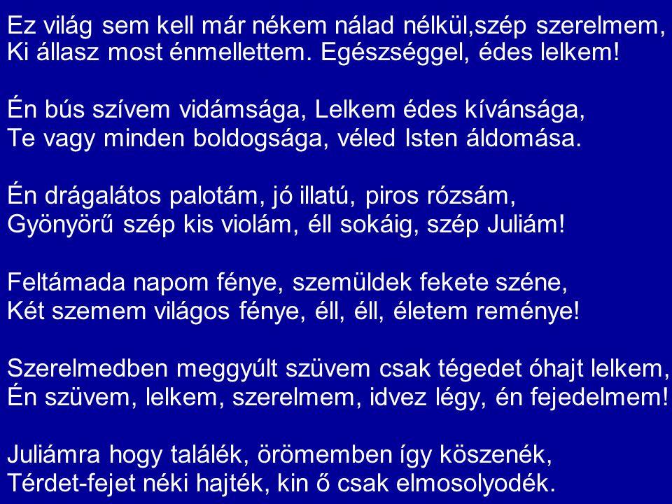 Kiindulási pontok a műértelmezéshez A magyar reneszánsz –A reneszánsz szerelmi konvenció Életrajzi elemek A mű helye az életműben –39.vers a kötetben A mű helye a magyar irodalomban –Mintavers –A szerelmes versek ihlető élményei
