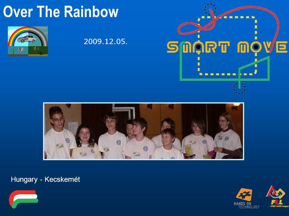 Over The Rainbow Hungary - Kecskemét 2009.12.05.