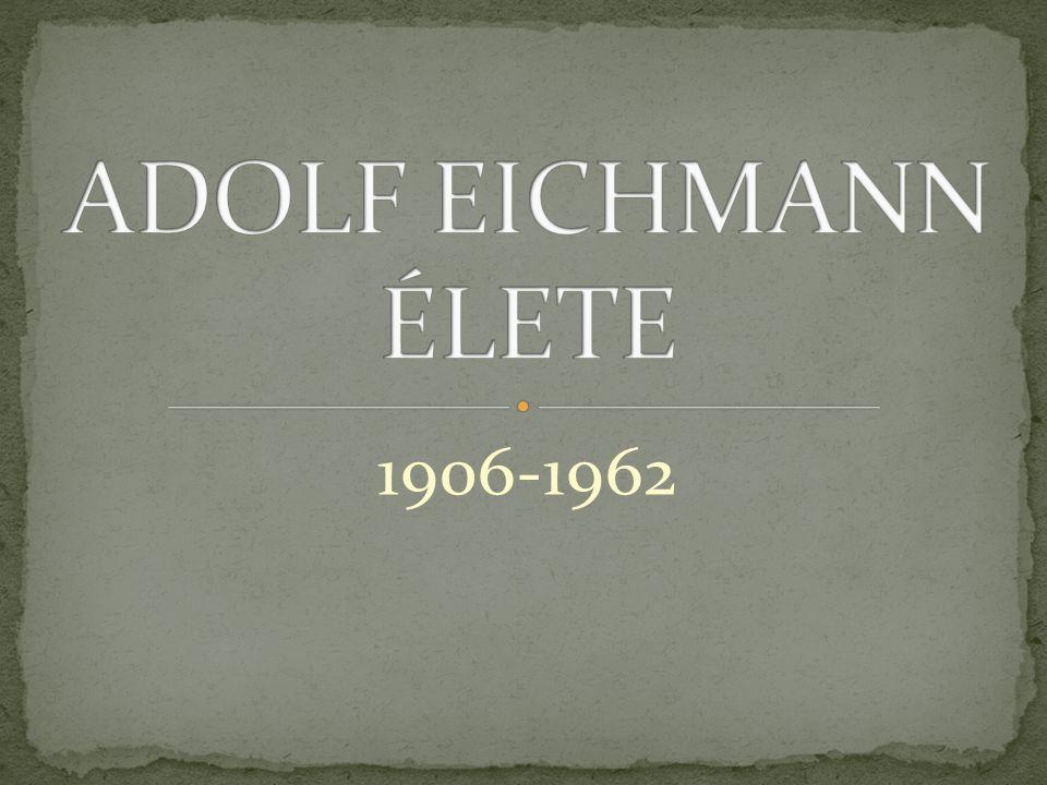 1906.március 19-én született 1932. NSDAP-be és az SS- be 1938.