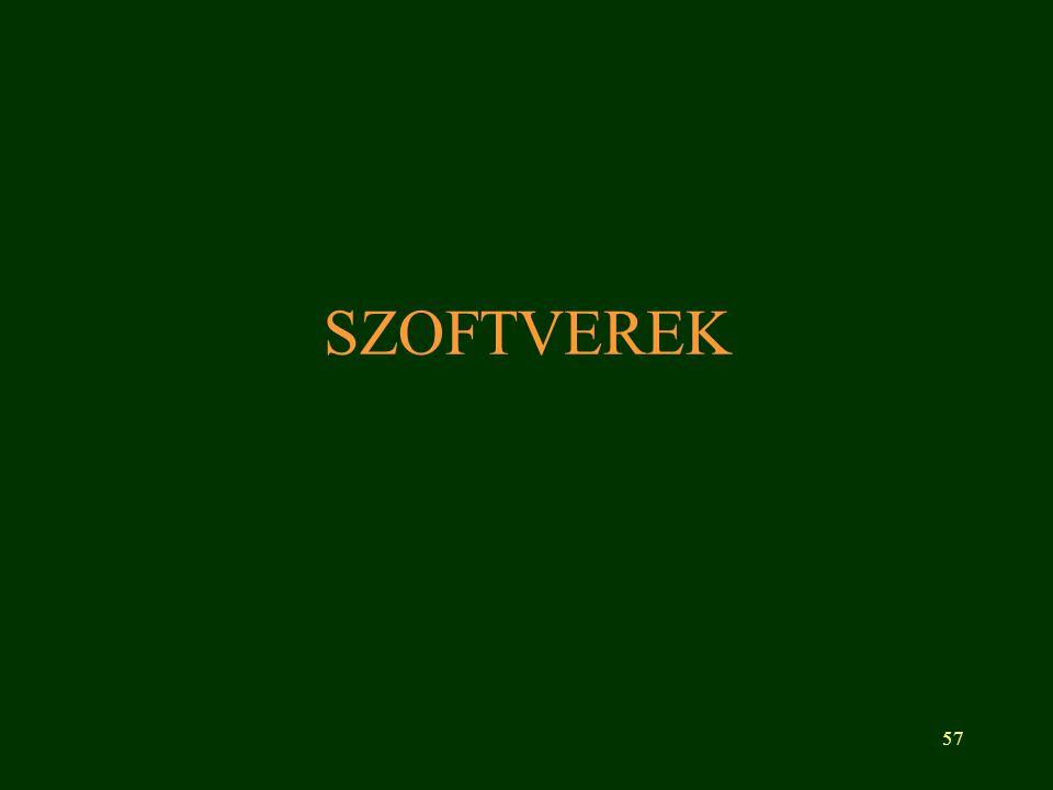 57 SZOFTVEREK