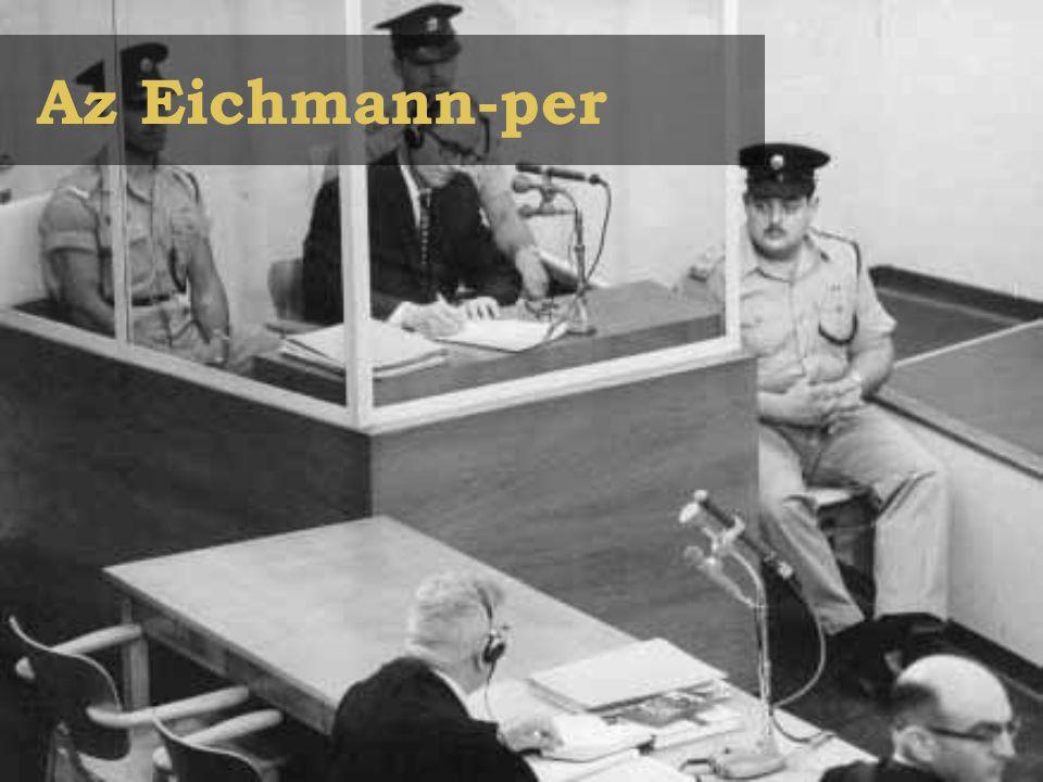 Az Eichmann-per