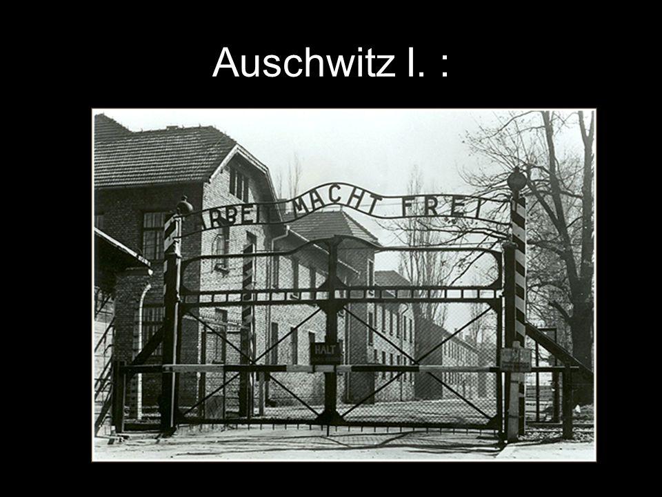 Auschwitz I.-ről 1940.