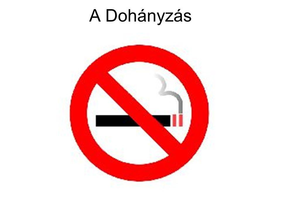 A Dohányzás