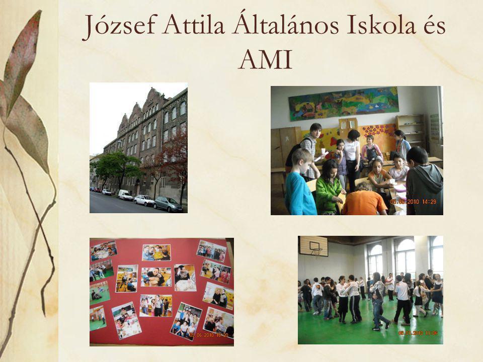 József Attila Általános Iskola és AMI