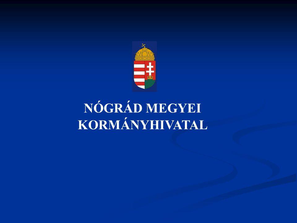 NÓGRÁD MEGYEI KORMÁNYHIVATAL