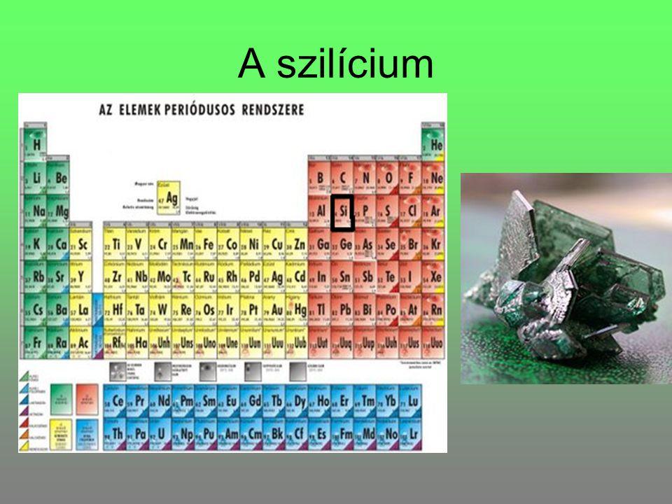 A szilícium