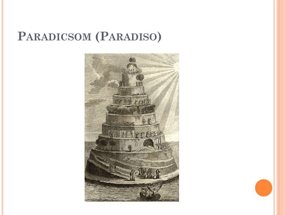 P ARADICSOM (P ARADISO )