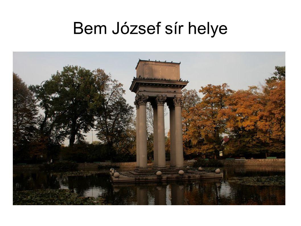 Bem József sír helye