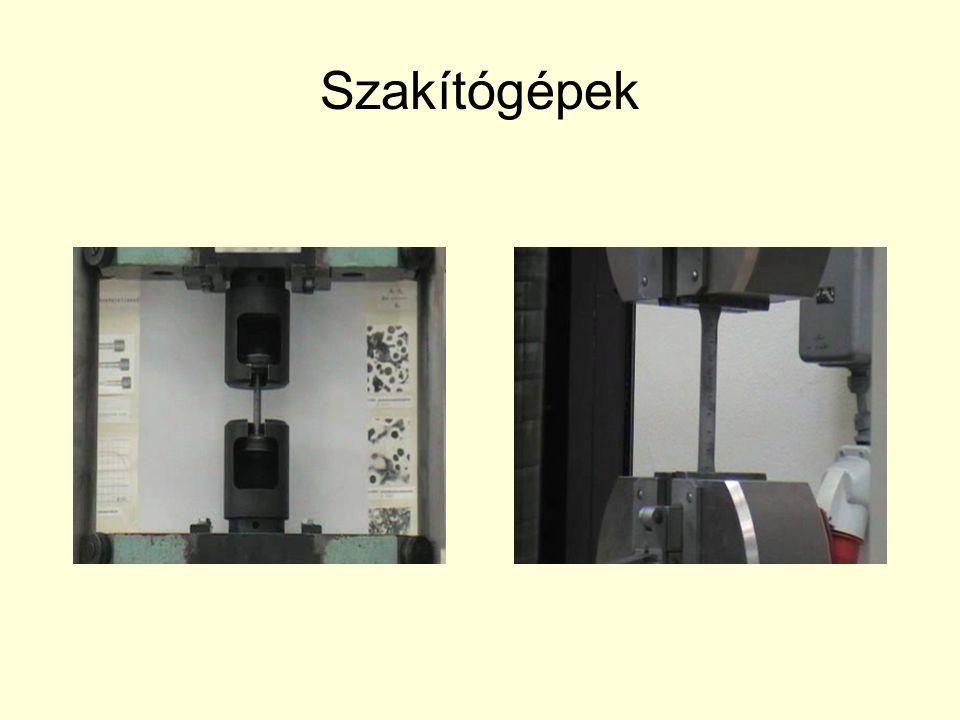 Rideg anyagok: a lemezgrafitos öntöttvas, b edzett acél diagramja.