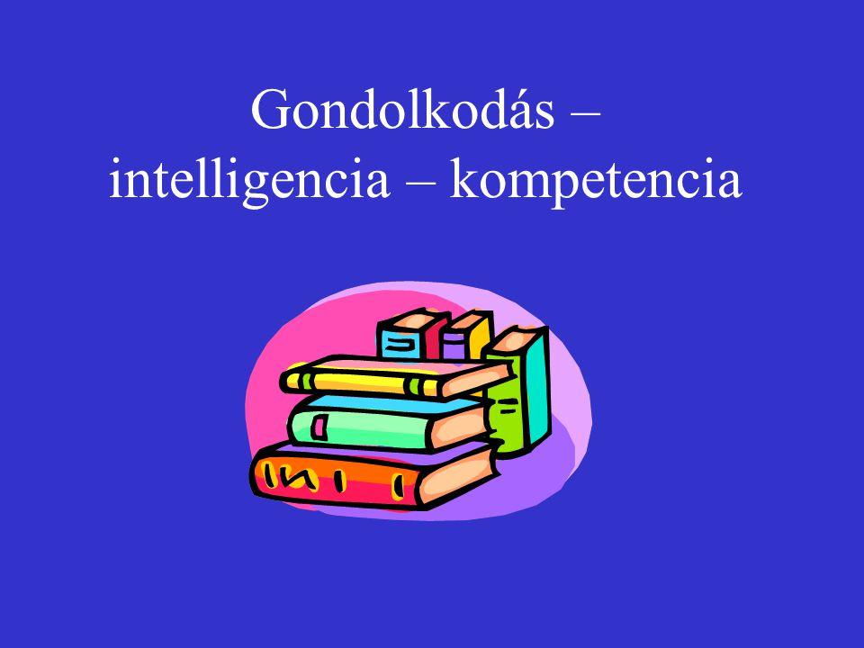 Kompetencia-fejlesztés Kompetencia: olyan, készségekből és képességekből, valamint a hozzájuk társuló, velük rendszert alkotó ismeretekből, ismeretrendszerekből szerveződő tudás, amely értékes, érvényes és a mindennapi élet számos területén felhasználható Azonosításukra és csoportosításukra több elképzelés született (Csapó, Nagy József, OECD-kutatások) A fejlesztésének követelménye minden tantárgyban előtérbe került az új típusú érettségi vizsgával