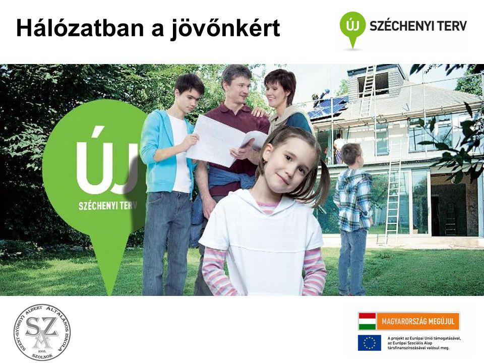 Pályázatunk Beadása: 2012.május 30. Projekt ideje: 2013.04.01.