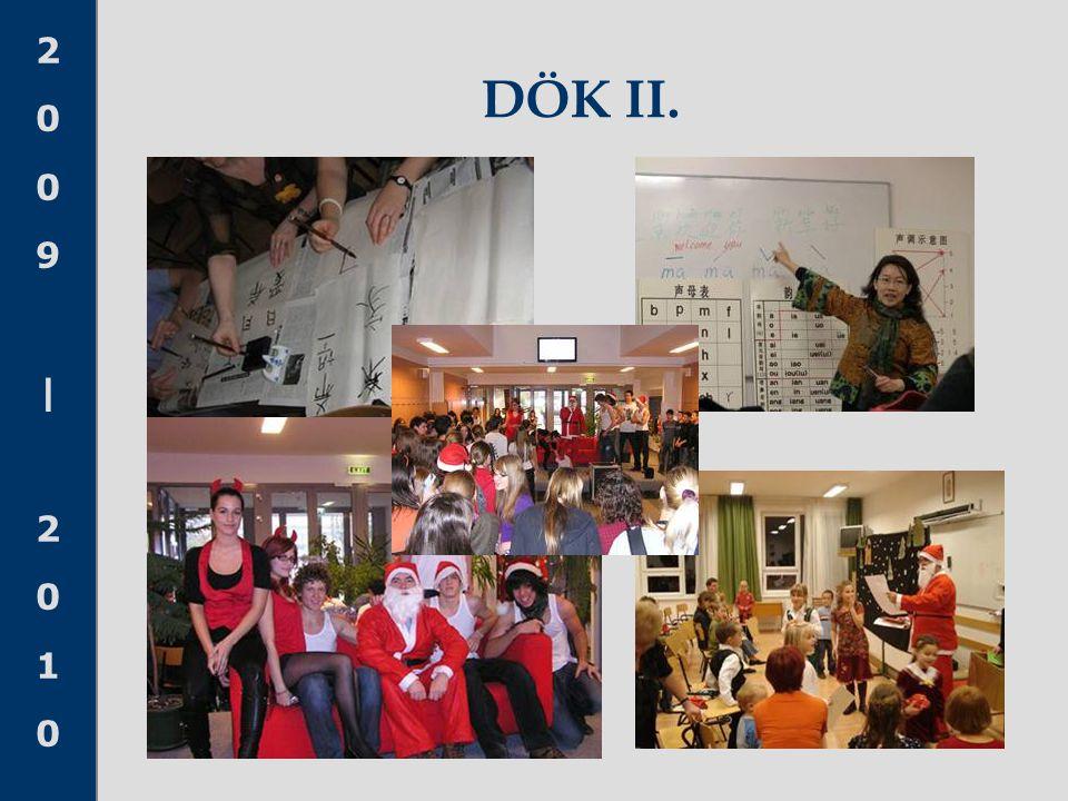 2009|20102009|2010 DÖK II.