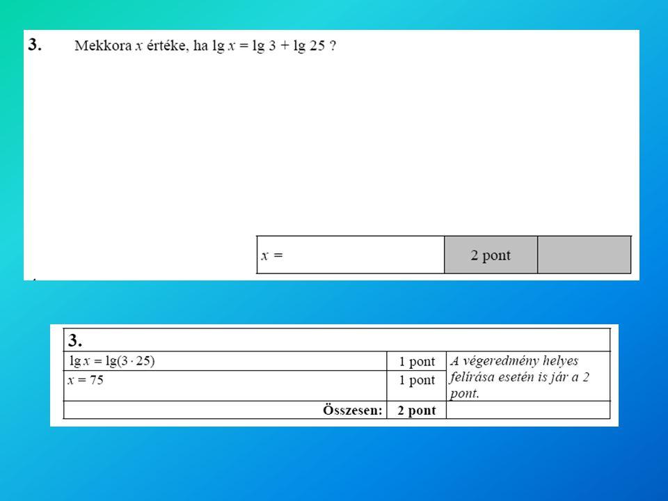 2011.május 1. Az egyszerűsítés utáni alak: b+6 2 pont A helyes szorzattá alakításért 1 pont jár.