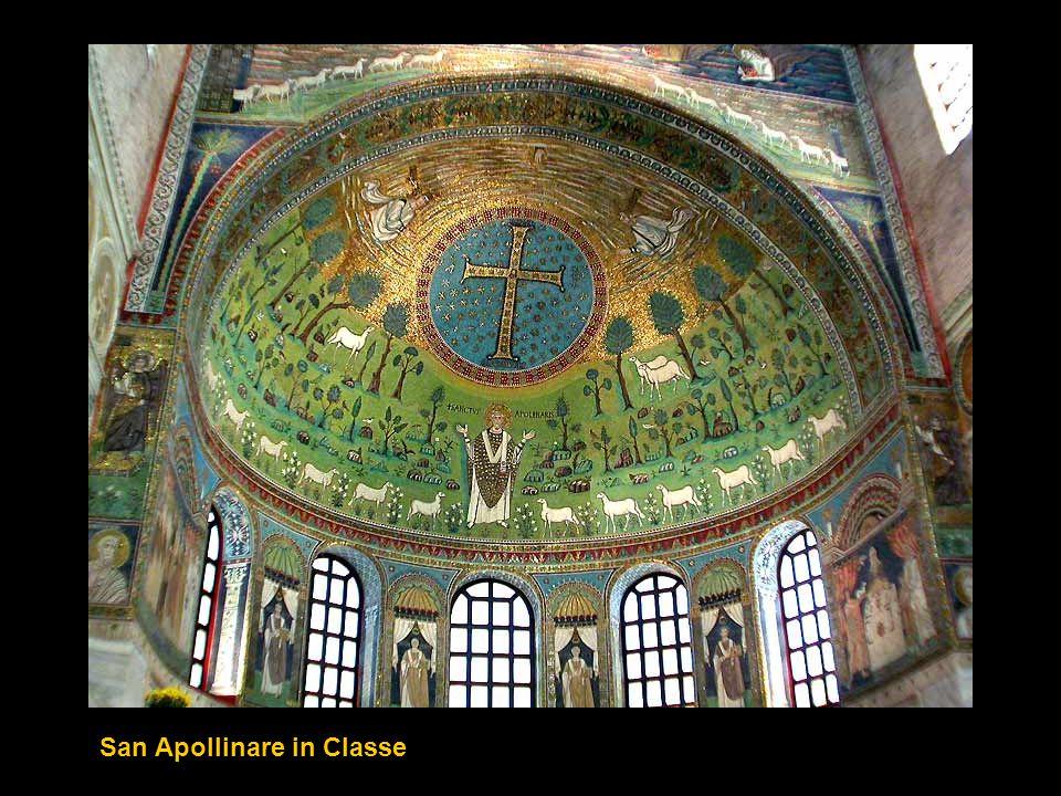 Galla Placidia V. sz. Ravenna