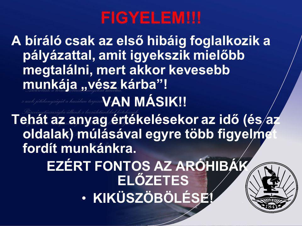 FIGYELEM!!.