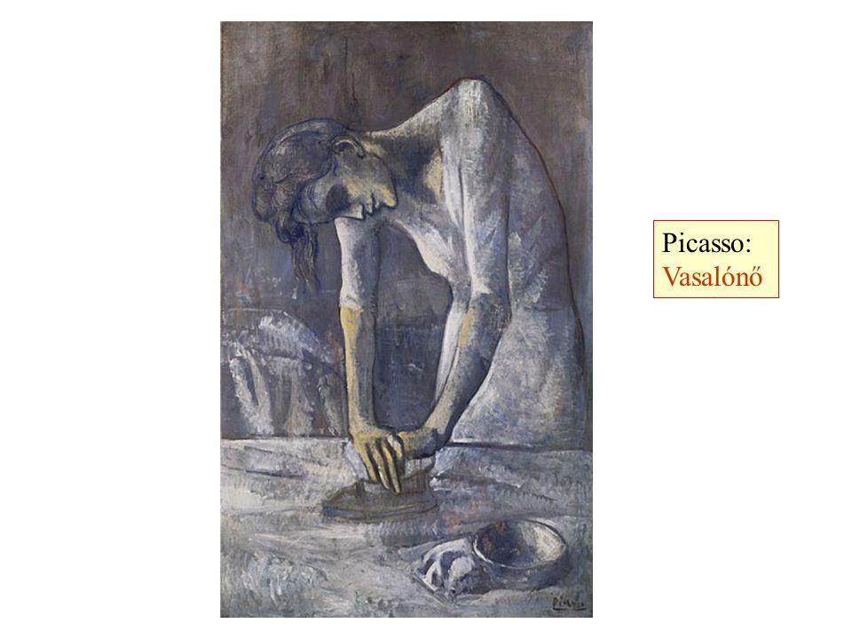 Picasso: Vasalónő