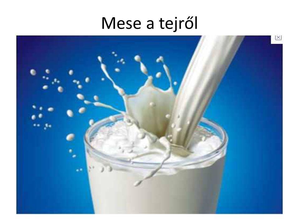A tej tele van olyan anyagokkal, amikre a testednek szüksége van a növekedéshez
