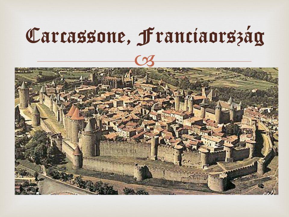  Carcassone, Franciaország