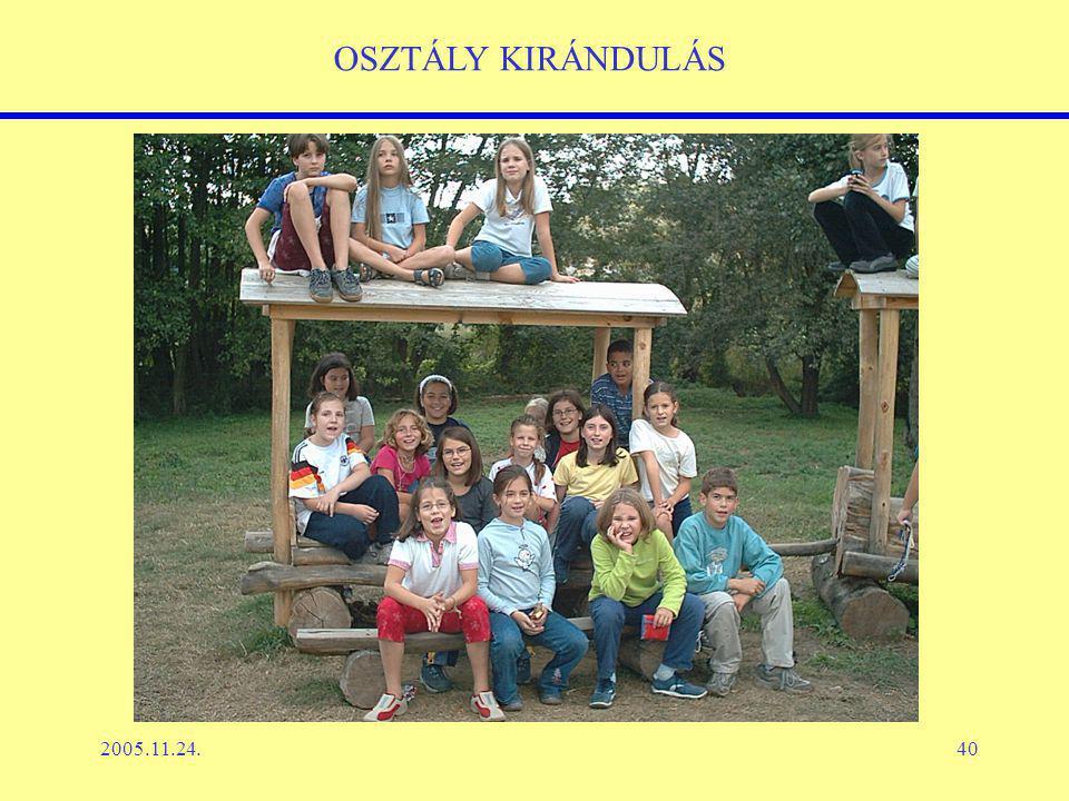 2005.11.24.40 OSZTÁLY KIRÁNDULÁS