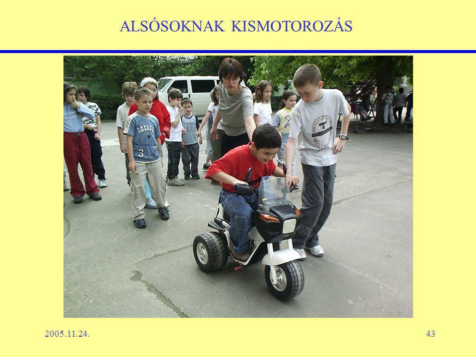 2005.11.24.43 ALSÓSOKNAK KISMOTOROZÁS