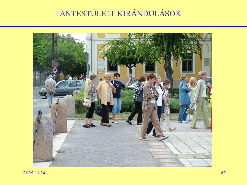 2005.11.24.62 TANTESTÜLETI KIRÁNDULÁSOK
