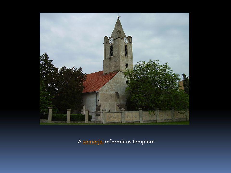 A somorjai református templomsomorjai